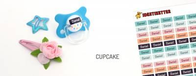 Minilapper Cupcake