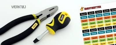 Minilapper Værktøj