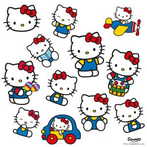 Reflekser: Hello Kitty
