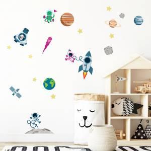 Wallstickers: Universet