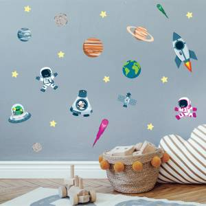 Wallstickers: Universet