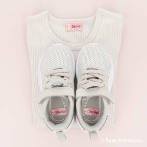 Bamse navnelapper til tøj og sko