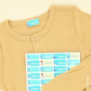 Mærk tøj og udstyr med Doktor McStuffins navnelapper